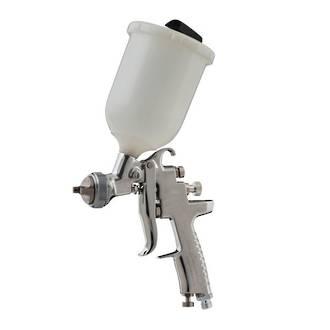 Iwata AZ3 HTE2 Gravity Spray Gun 600ml Pot 2.5mm