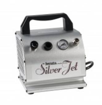 Iwata Silver Jet Pro Compressor  IS50F