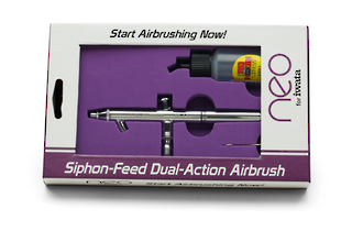Iwata Neo Suction Air Brush HP.BCN