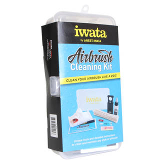 Iwata Airbrush Cleaning Kit  CL100