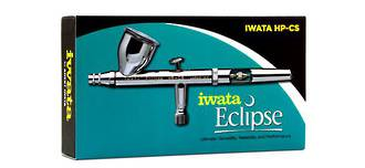 Iwata Eclipse Gravity Air Brush  HP.CS