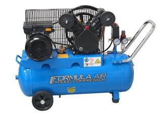 FM3000-50L Formula Air Compressor 50 Litre 3HP 240 Volt