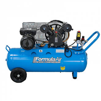 FM3000-80L Formula Air Compressor 80 Litre 3 HP 240 Volt