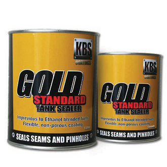 KBS 5400 Gold Standard Fuel Tank Sealer 1 Litre