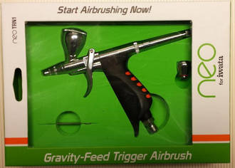 Iwata Neo Gravity Trigger Air Brush 0.35mm HP.TRN1