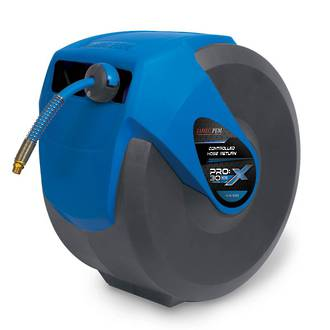 JP58.3012 Jamec Pem Pro X Extreme Air Hose Reel 9.2mm x 20M Freight Free