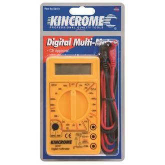 K08101 Kincrome Digital Multi Meter