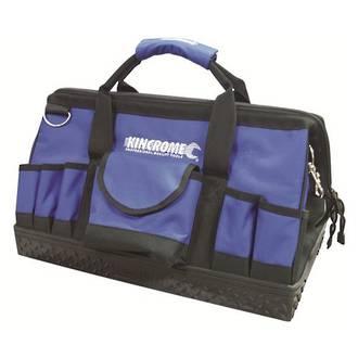 KK070052 Kincrome Heavy Duty Tool Bag 14 Pockets
