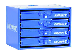KK7612 Kincrome Multi Storage Case Set 4 Drawer Freight Free