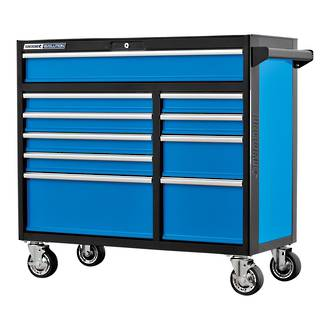 KK7945 KINCROME EVOLUTION TOOL TROLLEY 10 DRAWER FREIGHT FREE NZ