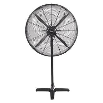 """KKP1005 Kincrome Industrial 4 Blade Pedestal Fan 750mm (30"""") with cover"""