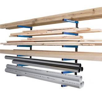 KKP1101 Kincrome Multi Rack Storage Solution 6 Shelf Kit