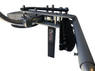 Speedwerx Tube Bender Model 2 Manual with Fabricated Stand