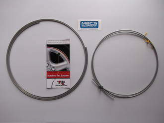 RimPro Tec Set for 1 Rim Only-Silver