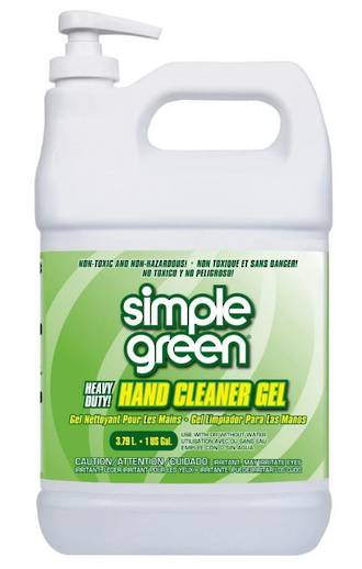 Simple Green Hand Cleaner Gel 3.78L