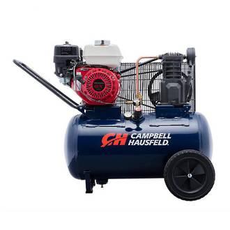 VT6171 Campbell Hausfeld Air Compressor 80 Litre 5.5HP Petrol Honda