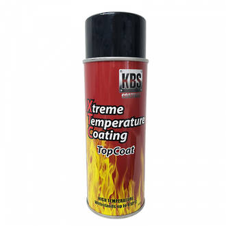 KBS6812 Xtreme Hot Temp Coating Cast Iron Grey Aerosol 350ml