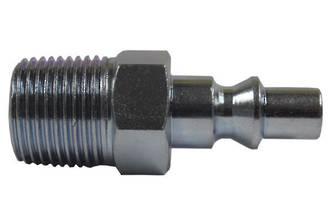 """FAC117 Formula Air 3/8"""" Connector x 1/4"""" BSPT (M)"""