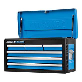KK7916 KINCROME EVOLUTION TOOL CHEST 6 DRAWER FREIGHT FREE NZ