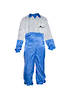 Anest Iwata Anti Static Nylon Overalls Large 1 Pce With Hood
