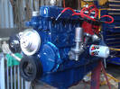 KBS 69304 MotorCoater Engine Enamel Ford Corp Blue 500ml