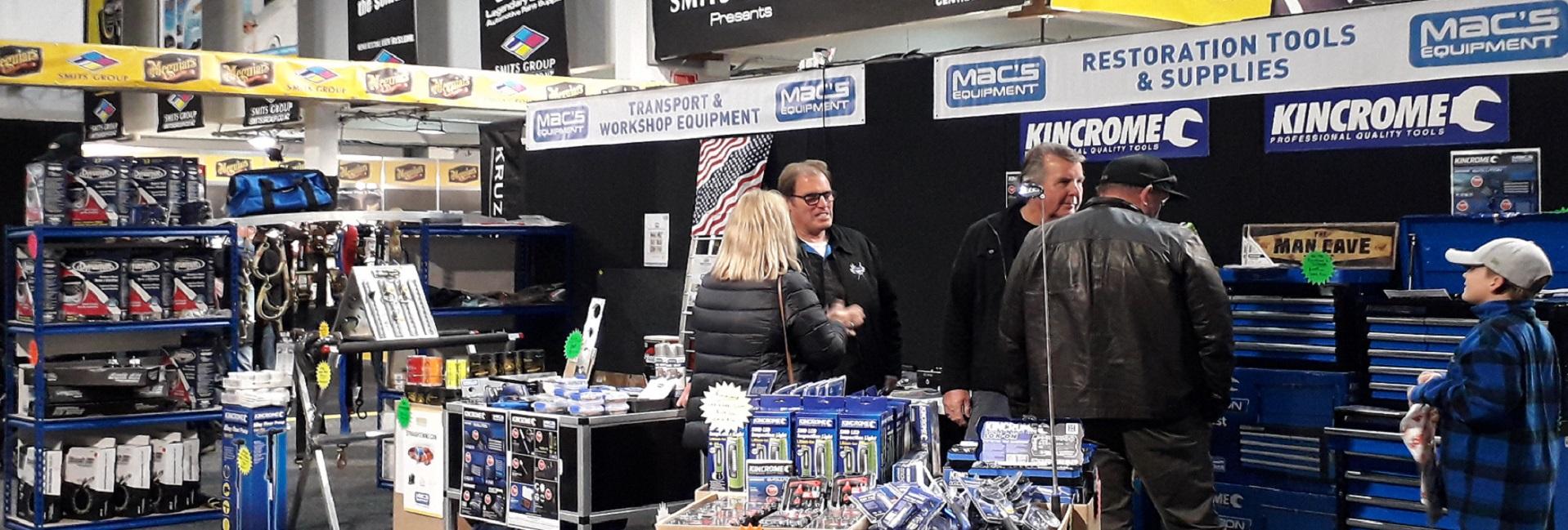 Visit us at Kumeu Classic Car & Hot Rod Festival 16+17 Jan & Muscle Car Madness, Rangiora 23+24 Jan