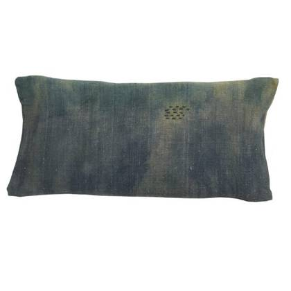 Bed & Philosophy Desert Cushion - Petrole (available to order)