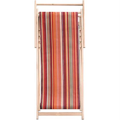 Deckchair Sling - Saint Vincent Rouge Acrylic
