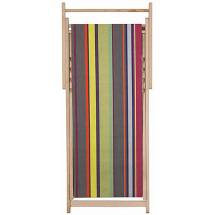 Deckchair Maury Anis Acrylic (out of stock)