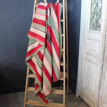 Frazada Wool Rug from Peru (165 x  177cm) (sorry sold)