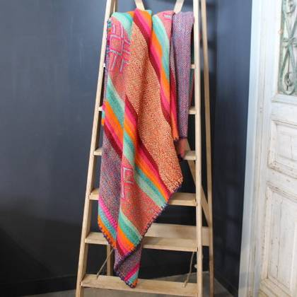 Frazada Wool Rug from Peru (160 x  170cm) (sorry sold)