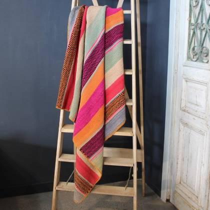 Frazada Wool Rug from Peru (160 x  165cm) (sorry sold)