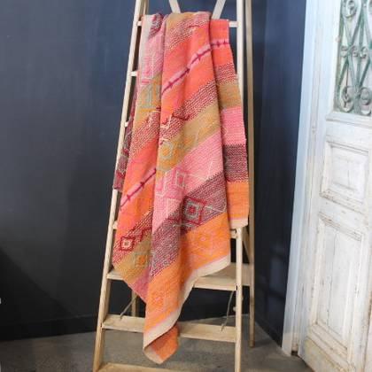 Frazada Wool Rug from Peru (145 x  155cm) (sorry sold)