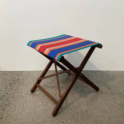 Folding Stool - Les Planches