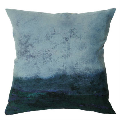 Maison Lévy Horizon de Brume Cushion 55cm (available to order)