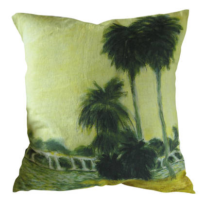 Maison Lévy Le Lac Cushion 55cm  (available to order)