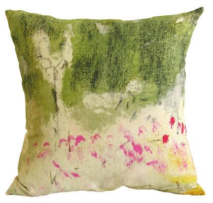 Maison Levy Lit de Roses Cushion 55cm