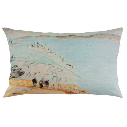 Maison Lévy Vista al Mar Cushion 50 x 30cm (available to order)