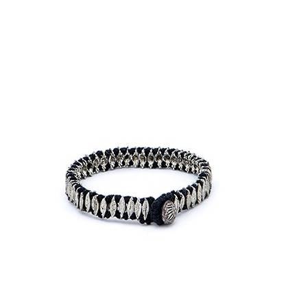 Bracelet Chamak - silver black (sold out)