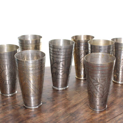 Lassi Cup from India - large (out of stock)