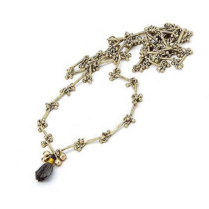 Necklace Dipta - gold