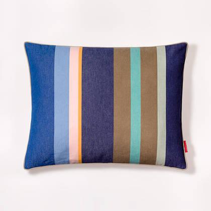 French Stripe Collioure Roy Cushion 40x50cm