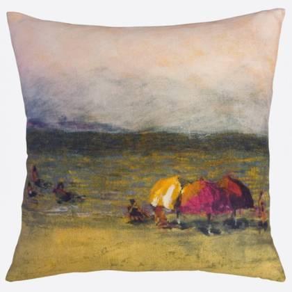 Maison Lévy Cushion 55cm La Plage (available to order)