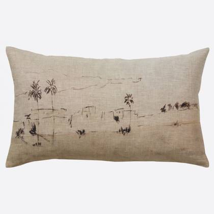 Maison Levy Remparts Cushion 50 x 30cm (available to order)