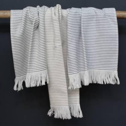 Portuguese 100% Cotton Hand Towel - 3 colourways