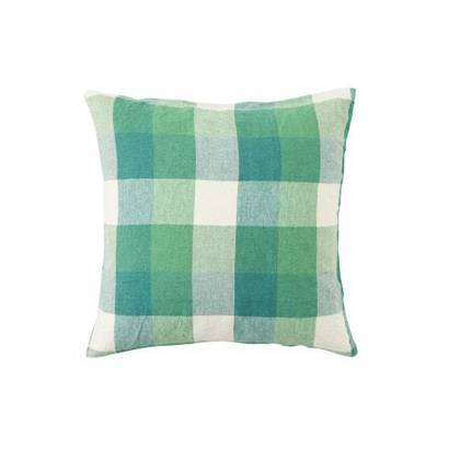 Apple Check Euro Pillowcase - set of 2