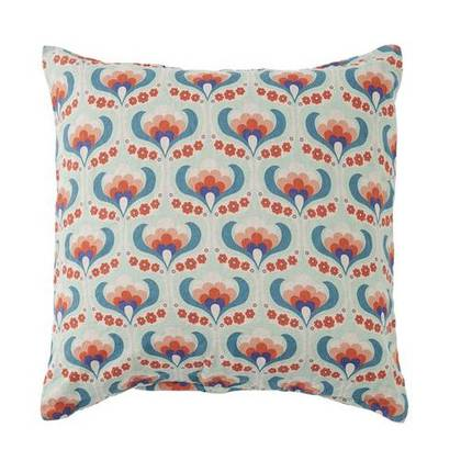 Maude Floral Euro Pillowcase - set of 2