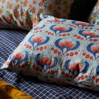 Maude Floral standard Pillowcase - set of 2 (sold out)