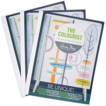 The Colourist - Issue 4