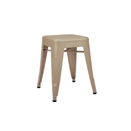 Tolix 45cm Stool - Sable (sold)